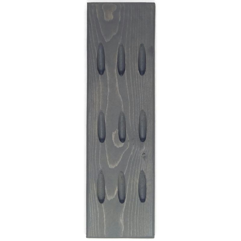 Double Bull Darts Dart Holder - Weather Gray Stain