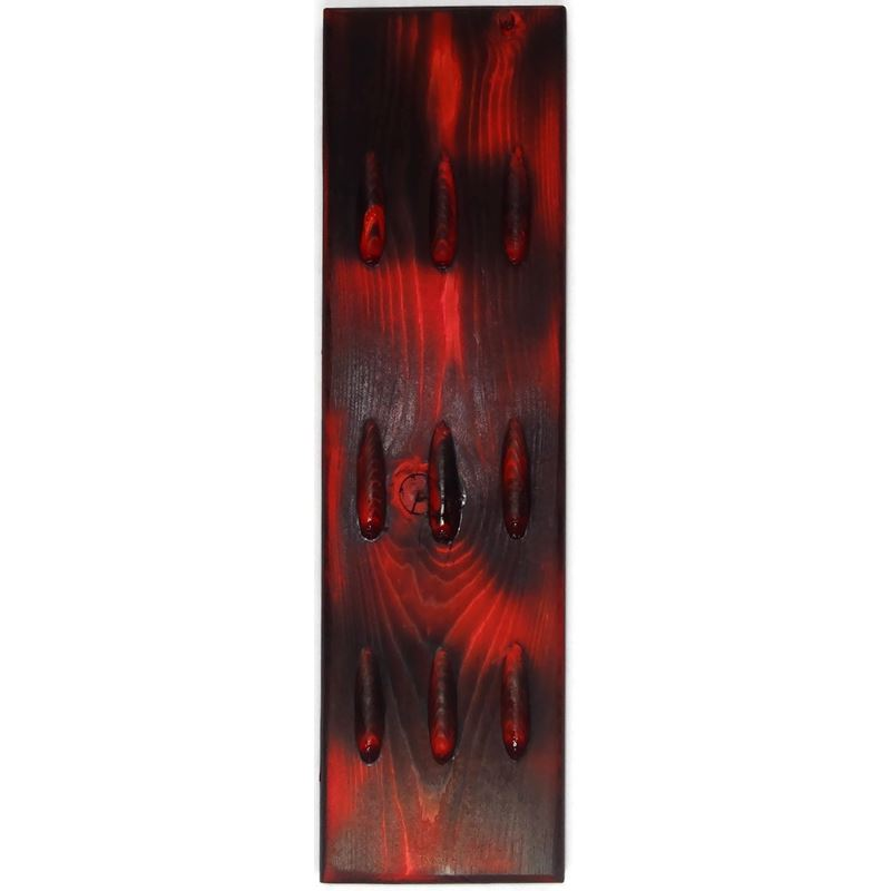 Double Bull Darts Dart Holder - Infra Red Burnt Stain