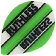 Ruthless Flights - Green and Clear Pear