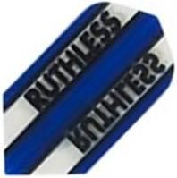 Ruthless Flights - Blue and Clear Slim